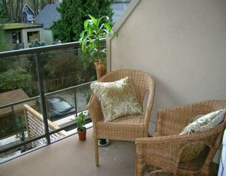 """Photo 6: 312 3638 W BROADWAY BB in Vancouver: Kitsilano Condo for sale in """"coral court"""" (Vancouver West)  : MLS®# V574824"""