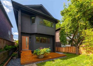 Main Photo: 608 UNION Street in Vancouver: Strathcona House for sale (Vancouver East)  : MLS®# R2590346