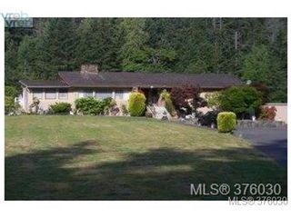 Photo 1: 5228 Old West Saanich Rd in VICTORIA: SW West Saanich House for sale (Saanich West)  : MLS®# 754859