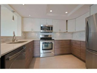 Photo 1: 503 220 ELEVENTH Street in New Westminster: Uptown NW Condo for sale : MLS®# V1086740