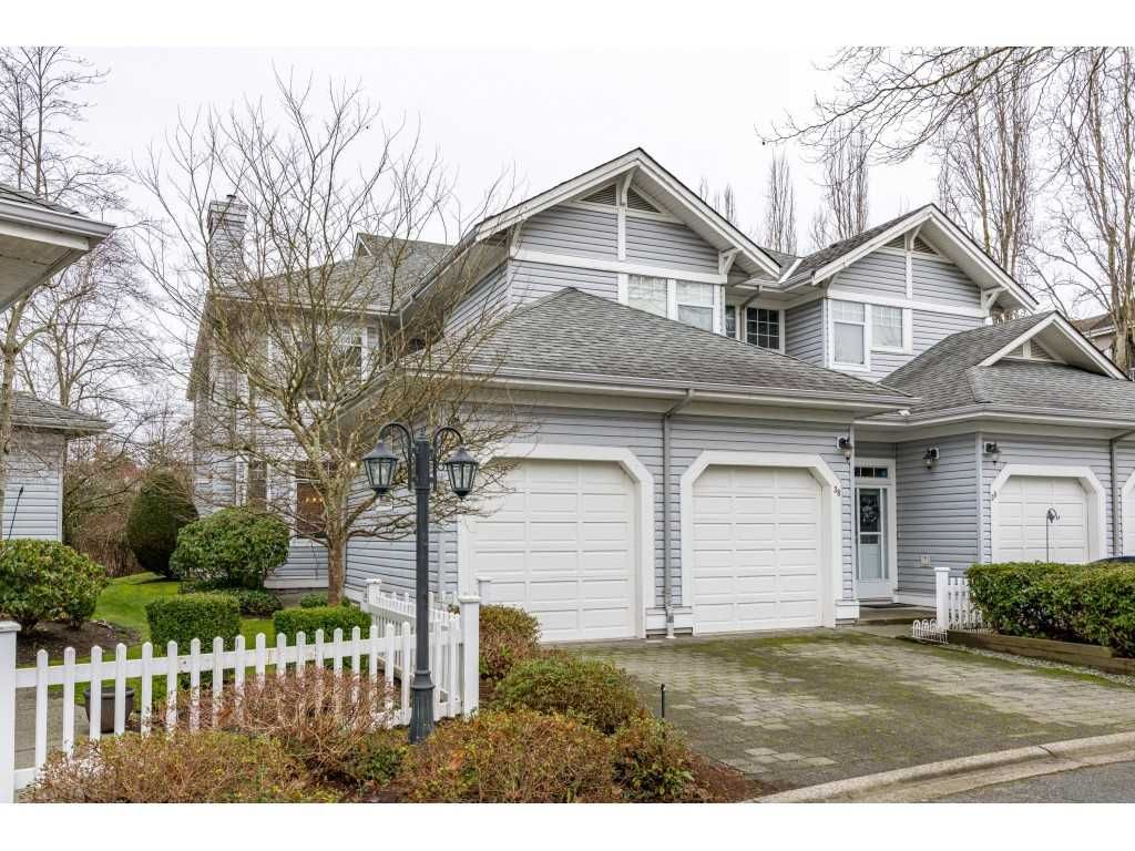 """Main Photo: 37 5708 208 Street in Langley: Langley City Townhouse for sale in """"Bridle Run"""" : MLS®# R2533502"""