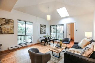 """Photo 1: 313 1545 E 2ND Avenue in Vancouver: Grandview VE Condo for sale in """"Talishan Woods"""" (Vancouver East)  : MLS®# R2152921"""