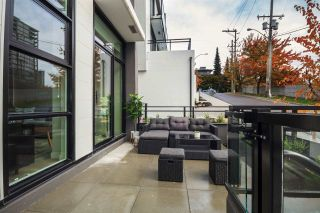 """Photo 23: 1009 QUEBEC Street in New Westminster: Downtown NW Townhouse for sale in """"Capital"""" : MLS®# R2518400"""