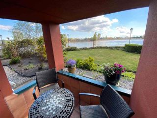 """Photo 10: 109 6 RENAISSANCE Square in New Westminster: Quay Condo for sale in """"The Rialto"""" : MLS®# R2572791"""