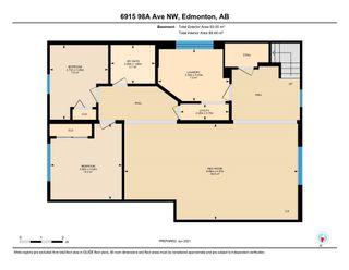 Photo 25: 6915 98A Avenue in Edmonton: Zone 19 House for sale : MLS®# E4254024