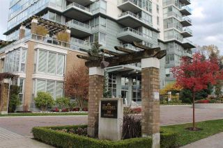 "Photo 1: 1901 290 NEWPORT Drive in Port Moody: North Shore Pt Moody Condo for sale in ""THE SENTINEL"" : MLS®# R2122647"
