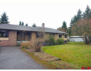 Photo 1: 4473 200TH Street in Langley: Langley City House for sale : MLS®# F2904526