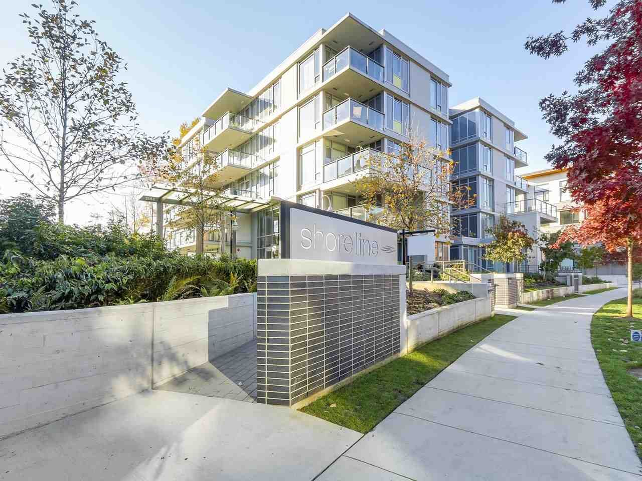 """Main Photo: 402 3162 RIVERWALK Avenue in Vancouver: Champlain Heights Condo for sale in """"SHORELINE"""" (Vancouver East)  : MLS®# R2220256"""
