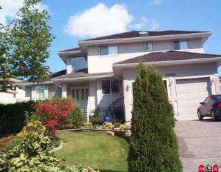 Main Photo: 14321 HAWKSTREAM DR in Surrey: Bear Creek Green Timbers House for sale : MLS®# F2519916