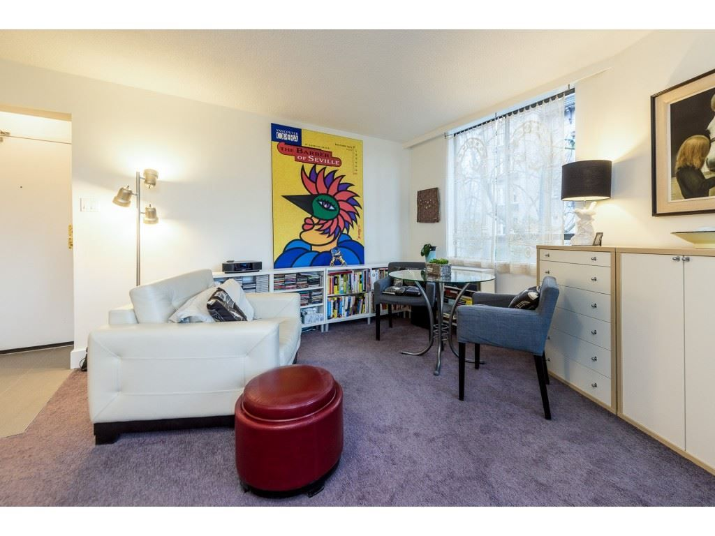 """Main Photo: 203 1108 NICOLA Street in Vancouver: West End VW Condo for sale in """"The Cartwel"""" (Vancouver West)  : MLS®# R2336487"""