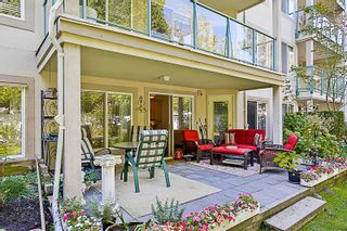 """Photo 15: 108 20453 53 Avenue in Langley: Langley City Condo for sale in """"Countryside Estates"""" : MLS®# R2208732"""