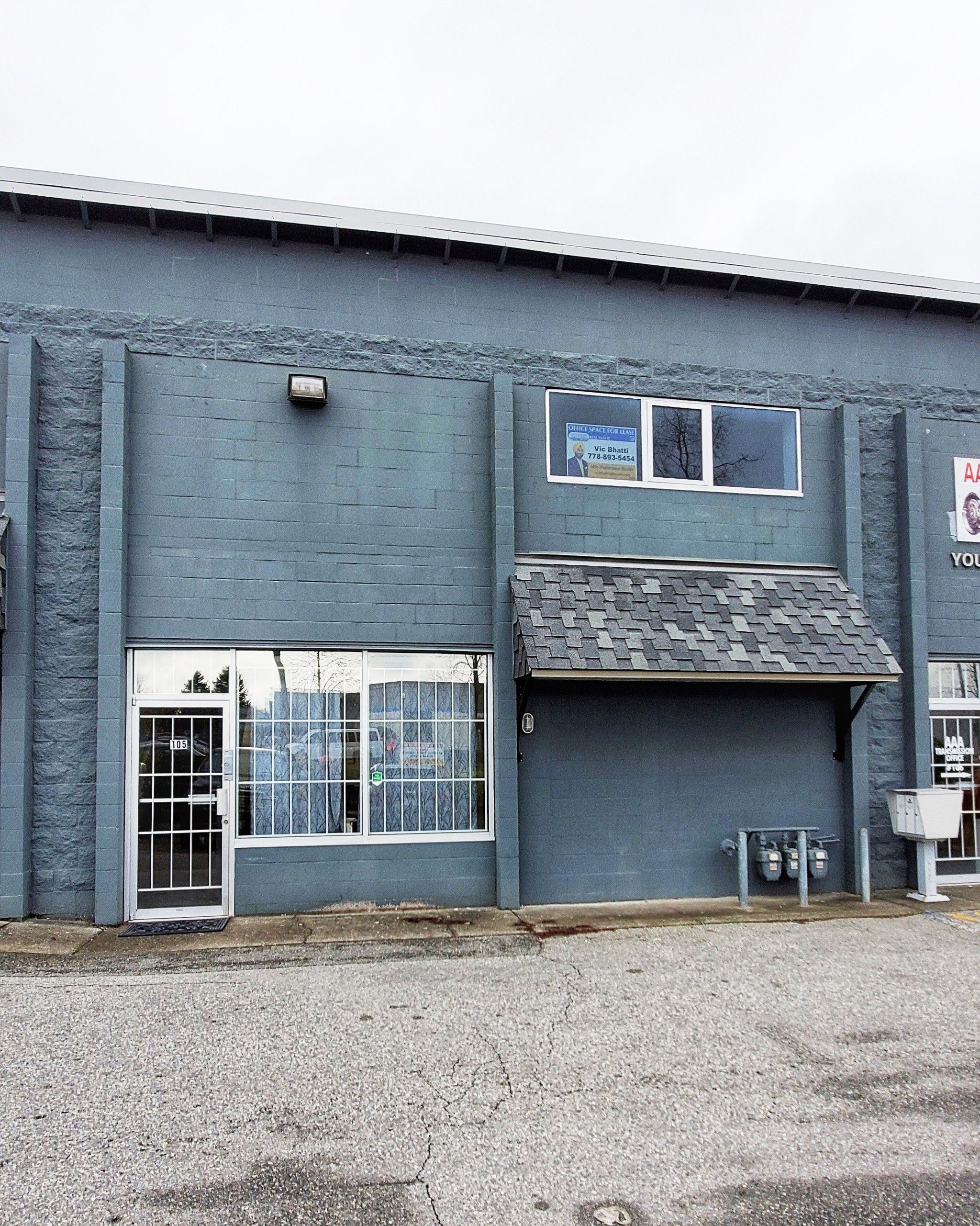 Main Photo: 13423 78 Ave in Surrey: Industrial for sale