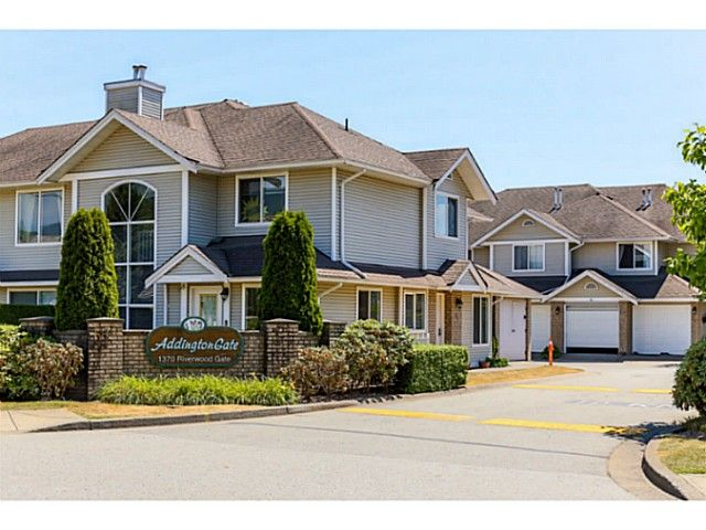 Photo 2: Photos: # 25 1370 RIVERWOOD GT in Port Coquitlam: Riverwood Condo for sale : MLS®# V1129843