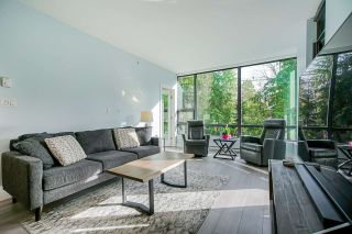 "Photo 2: 306 301 CAPILANO Road in Port Moody: Port Moody Centre Condo for sale in ""THE RESIDENCES"" : MLS®# R2438705"