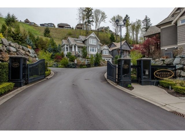 """Main Photo: 20 35689 GOODBRAND Drive in Abbotsford: Abbotsford East House for sale in """"Waterford Landing"""" : MLS®# R2054150"""