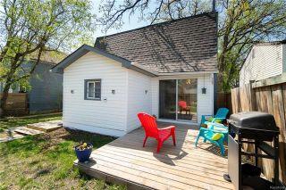 Photo 5: 291 Parkview Street in Winnipeg: St James Residential for sale (5E)  : MLS®# 1812988
