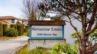 Photo 39: 5 5740 MARINE Way in Sechelt: Sechelt District Townhouse for sale (Sunshine Coast)  : MLS®# R2553708