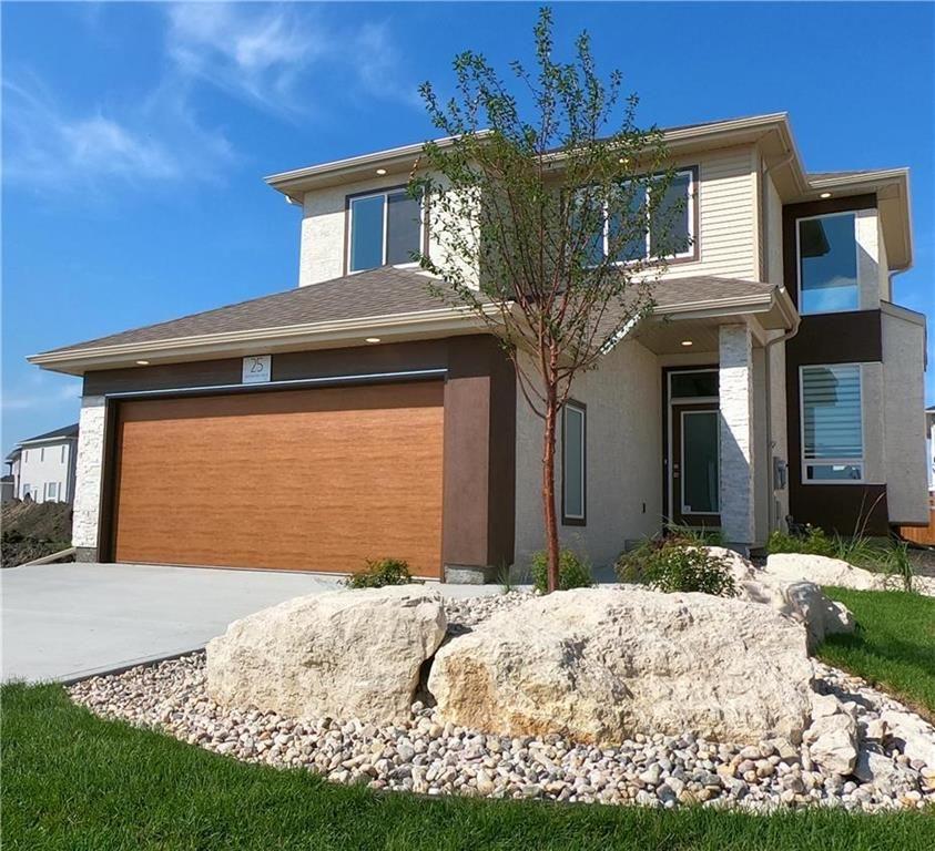 Main Photo: 25 Zimmerman Drive in Winnipeg: Charleswood Residential for sale (1H)  : MLS®# 202121732
