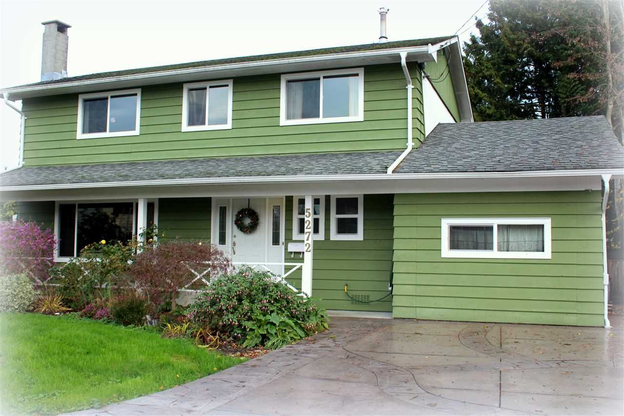 "Main Photo: 5272 DIXON Place in Delta: Hawthorne House for sale in ""Hawthorne"" (Ladner)  : MLS®# R2125010"