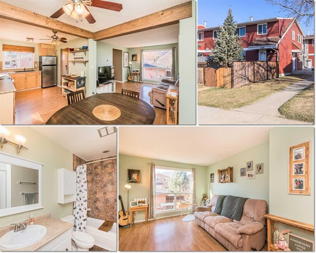 Main Photo: 13307 47 Street in Edmonton: Zone 35 Townhouse for sale : MLS®# E4238571