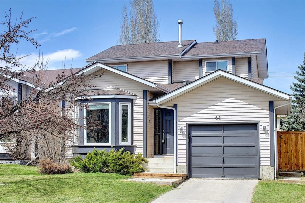 Main Photo: 64 Millrise Close SW in Calgary: Millrise Detached for sale : MLS®# A1099689