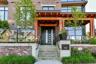 """Photo 1: 304 260 SALTER Street in New Westminster: Queensborough Condo for sale in """"Portage"""" : MLS®# R2265061"""