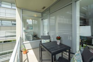 """Photo 16: 413 2055 YUKON Street in Vancouver: False Creek Condo for sale in """"THE MONTREUX"""" (Vancouver West)  : MLS®# R2371441"""