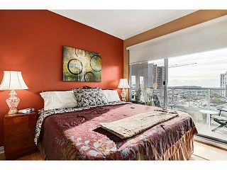 """Photo 9: 601 160 E 13TH Street in North Vancouver: Central Lonsdale Condo for sale in """"THE GRANDE"""" : MLS®# V1027451"""