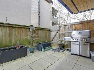 Photo 14: 105 2416 W 3RD Avenue in Vancouver: Kitsilano Condo for sale (Vancouver West)  : MLS®# R2239626