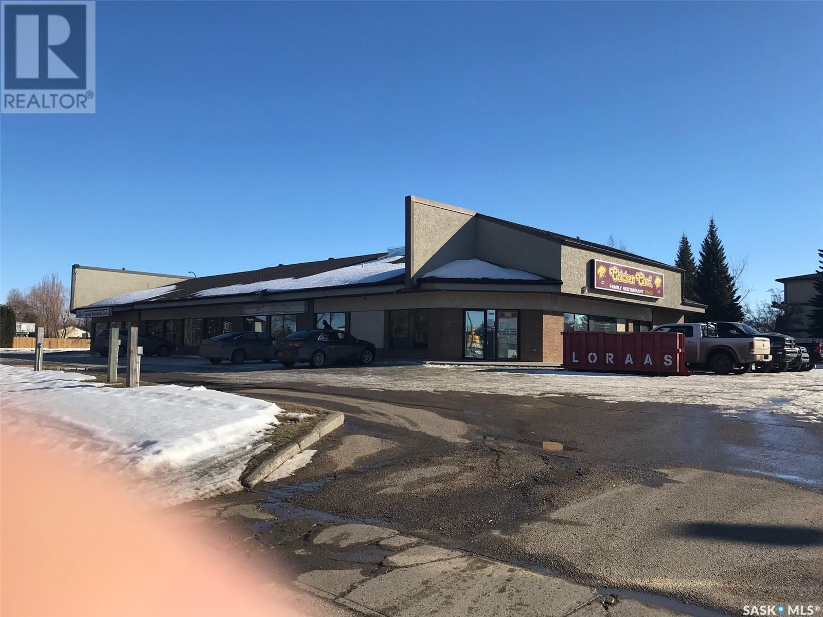Main Photo: 4B 1501 Olive Diefenbaker DR in Prince Albert: Retail for lease : MLS®# SK844759