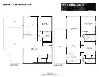 Photo 30: 7035 PORPOISE Drive in Sechelt: Sechelt District House for sale (Sunshine Coast)  : MLS®# R2621611