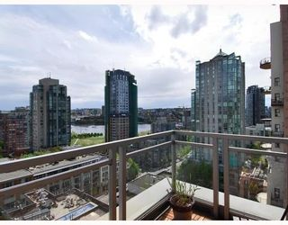 Photo 8: # 1401 1238 RICHARDS ST in Vancouver: Condo for sale : MLS®# V765439