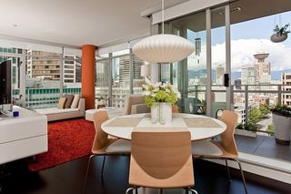Photo 1: 1606 788 Richards Street in Vancouver: Downtown VW Condo for sale (Vancouver West)  : MLS®# V836271