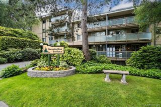 Photo 2: 402 1025 Inverness Rd in VICTORIA: SE Quadra Condo for sale (Saanich East)  : MLS®# 815890