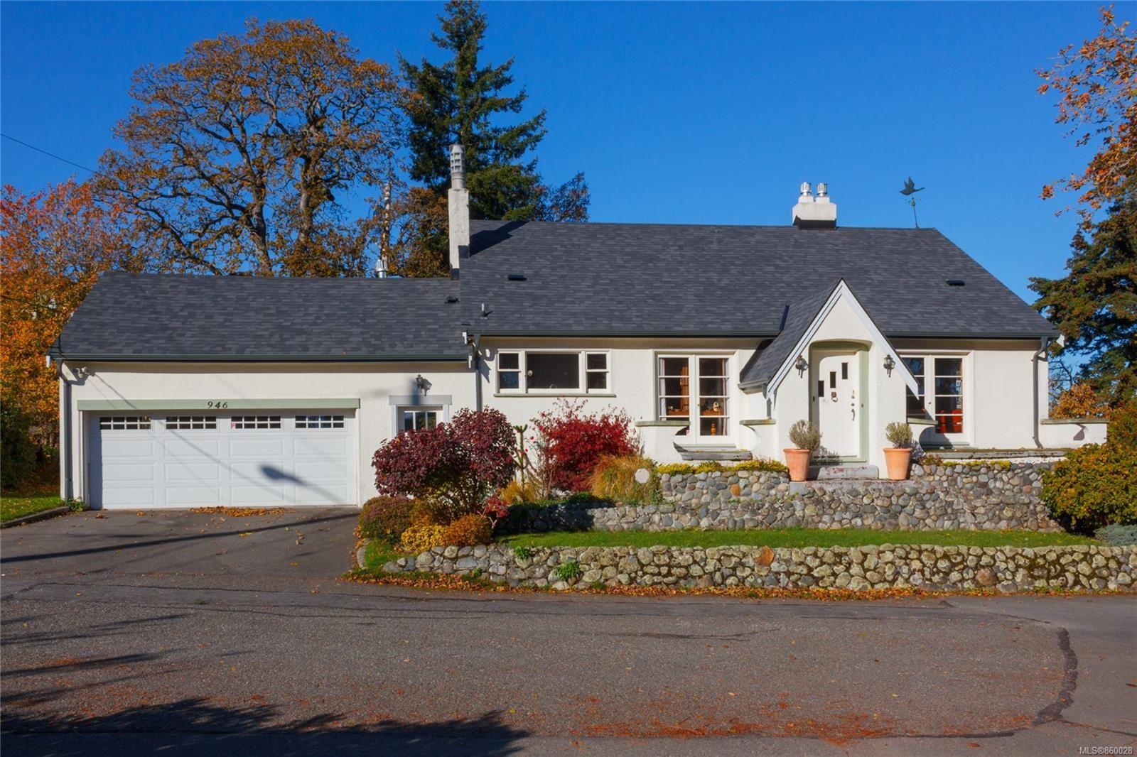 Main Photo: 946 Forshaw Rd in : Es Kinsmen Park House for sale (Esquimalt)  : MLS®# 860028