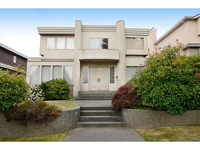 Main Photo: 2215 W 23RD Avenue in Vancouver: Arbutus House for sale (Vancouver West)  : MLS®# V1077262