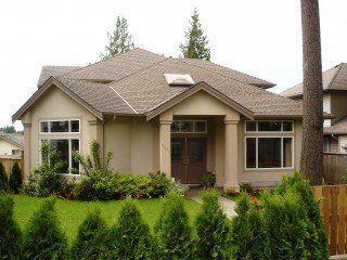 Photo 1: 2465 128th Street in South Surrey: Home for sale : MLS®# F2613658