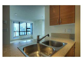 """Photo 2: # 1410 977 MAINLAND ST in Vancouver: Downtown VW Condo for sale in """"YALETOWN PARK 3"""" (Vancouver West)  : MLS®# V836705"""