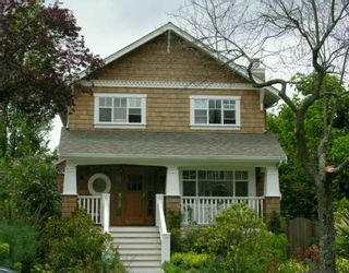Photo 1: 6241 VINE ST in Vancouver: Kerrisdale House for sale (Vancouver West)  : MLS®# V601608