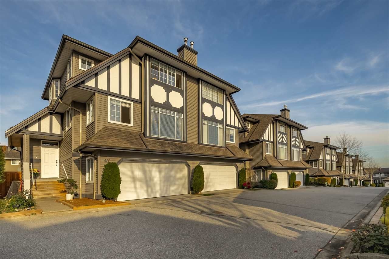 """Main Photo: 47 2615 FORTRESS Drive in Port Coquitlam: Citadel PQ Townhouse for sale in """"Orchard Hill"""" : MLS®# R2418731"""