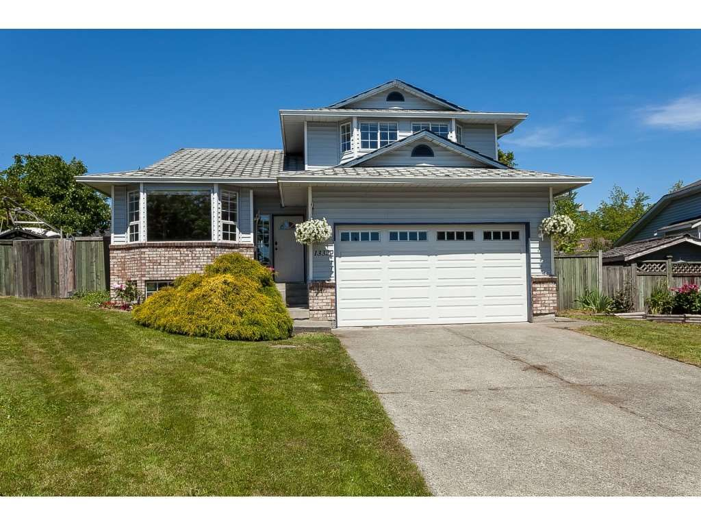 Main Photo: 13329 98 AVENUE in Surrey: Whalley House for sale (North Surrey)  : MLS®# R2376461