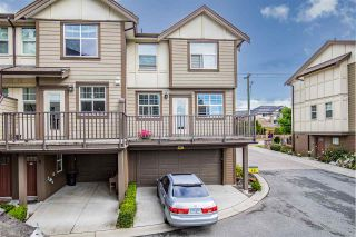 """Photo 1: 5 33860 MARSHALL Road in Abbotsford: Central Abbotsford Townhouse for sale in """"Marshall Mews"""" : MLS®# R2528365"""