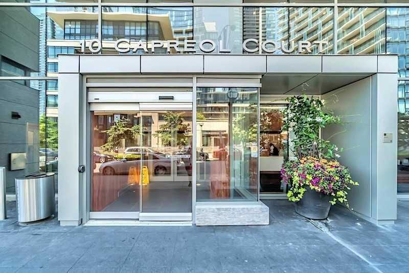 FEATURED LISTING: 930 - 10 Capreol Court Toronto