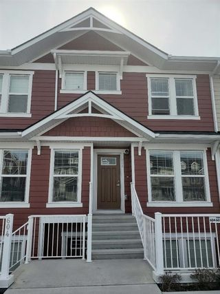 Main Photo: 606 Cranford Mews SE in Calgary: Cranston Row/Townhouse for sale : MLS®# A1145380