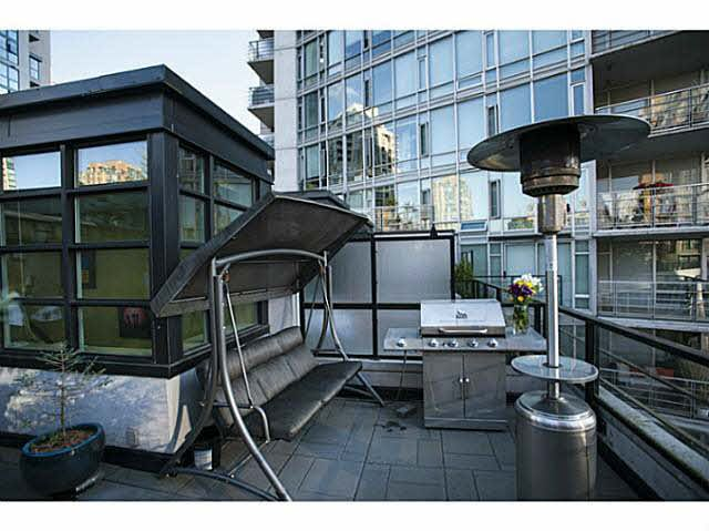 """Photo 4: Photos: 315 1255 SEYMOUR Street in Vancouver: Downtown VW Townhouse for sale in """"The Elan"""" (Vancouver West)  : MLS®# V1077114"""