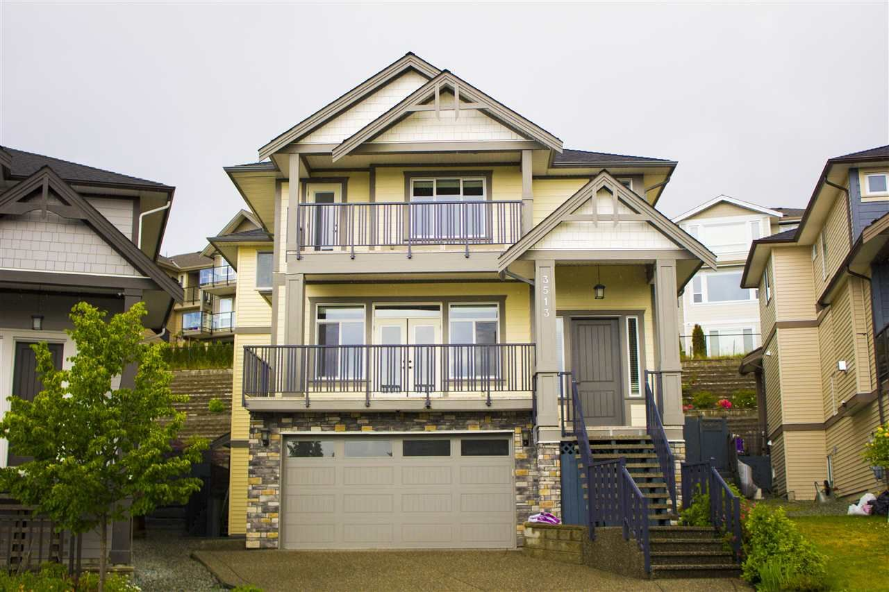 Photo 1: Photos: 3513 GALLOWAY AVENUE in Coquitlam: Burke Mountain House for sale : MLS®# R2424159