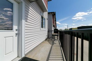 Photo 27: 17 6075 Schonsee Way in Edmonton: Zone 28 Townhouse for sale : MLS®# E4251364