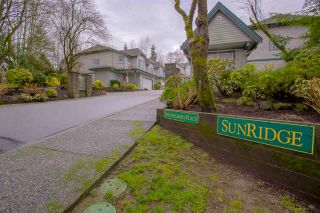 "Photo 30: 4 7465 MULBERRY Place in Burnaby: The Crest Townhouse for sale in ""SUNRIDGE"" (Burnaby East)  : MLS®# R2233606"