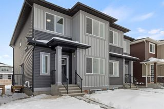 Main Photo: 223 Savanna Boulevard NE in Calgary: Saddle Ridge Semi Detached for sale : MLS®# A1070266