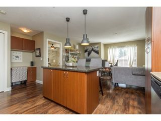 """Photo 3: 106 2581 LANGDON Street in Abbotsford: Abbotsford West Condo for sale in """"Cobblestone"""" : MLS®# R2154398"""